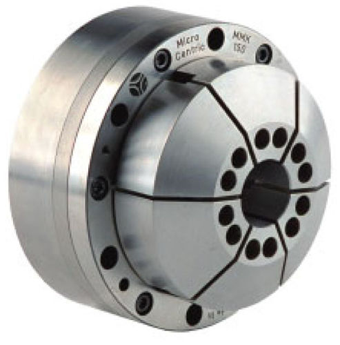 6-jaw turning chuck / precision / diaphragm