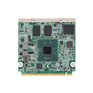 Qseven computer-on-module / Intel® Atom / DDR3 SDRAM / USB 2.0