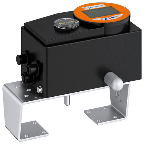 electropneumatic positioner / linear / rotary / digital