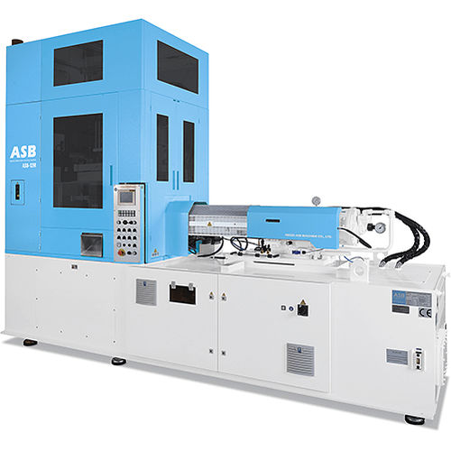 Injection-stretch blow molding machine / for PET bottles / for plastic bottles / for PP bottles ASB-12M Nissei ASB Machine Co., Ltd.