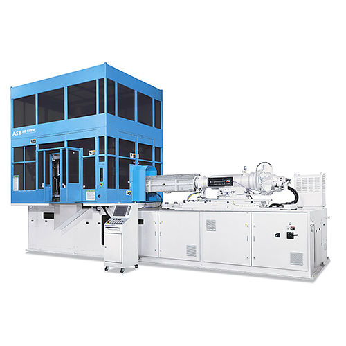 injection-stretch blow molding machine / for PET bottles / for PET containers / for plastic bottles