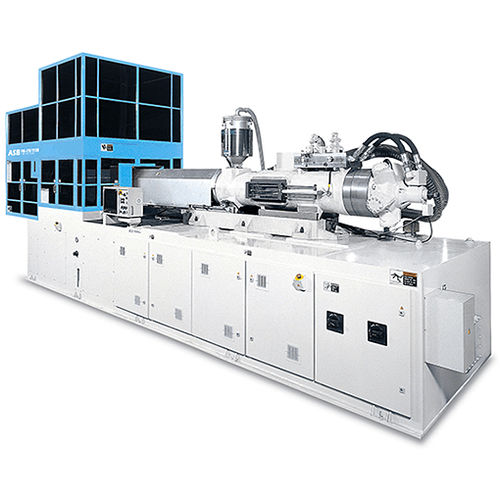 vertical injection molding machine / hydraulic / for PP / for PET