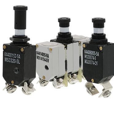spring operated circuit breaker