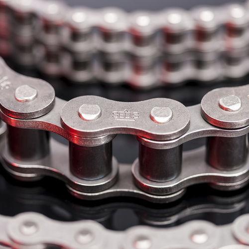 wear-resistant chain / transmission / steel / roller