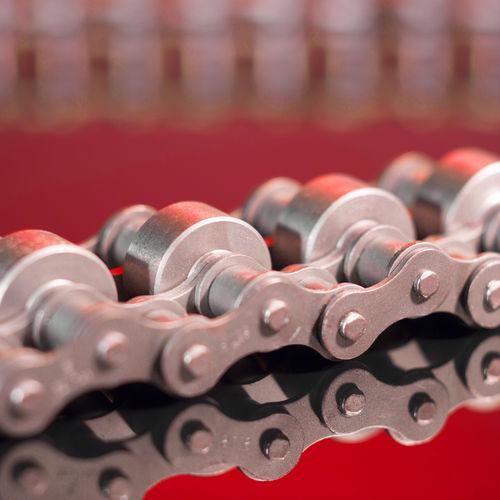steel conveyor chain / roller / accumulation