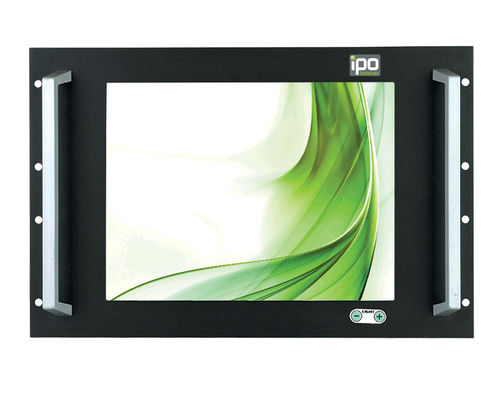 LED monitor / resistive touch screen / LCD / SXGA+ IRSVGA-19F IPO TECHNOLOGIE