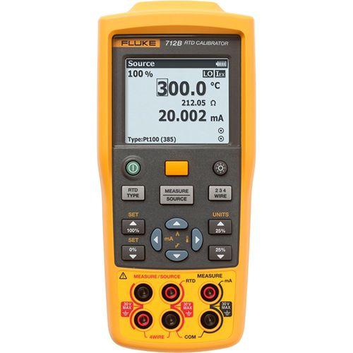 temperature calibrator / for RTD sensors / digital