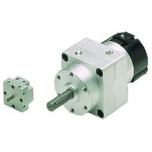 rotary cylinder / pneumatic / double-acting