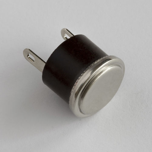 preset thermostat / bimetallic / miniature
