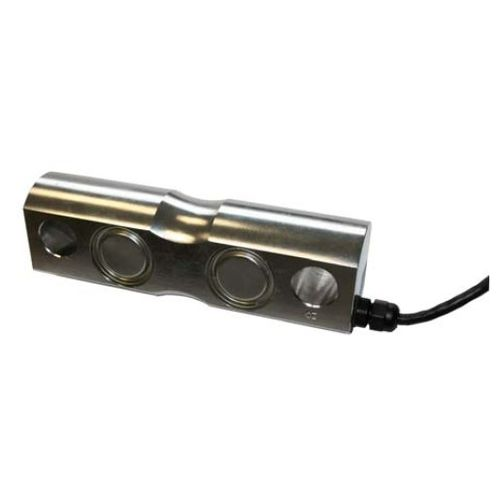 double-ended shear beam load cell / beam type / stainless steel / for hoppers