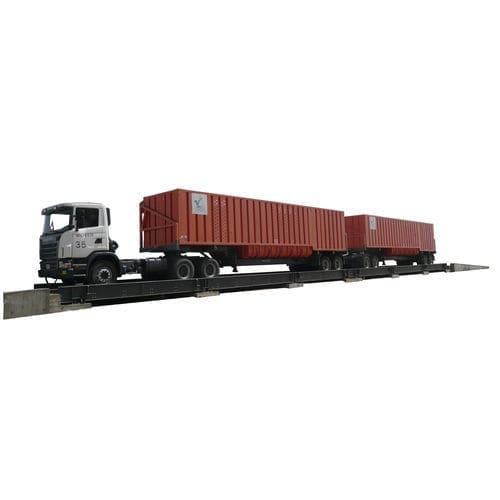 truck weighbridge / concrete / low-profile