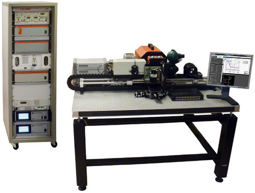 temperature calibration and test bench / automatic / mechanical