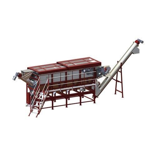 water tank / stainless steel / carbon steel / washing