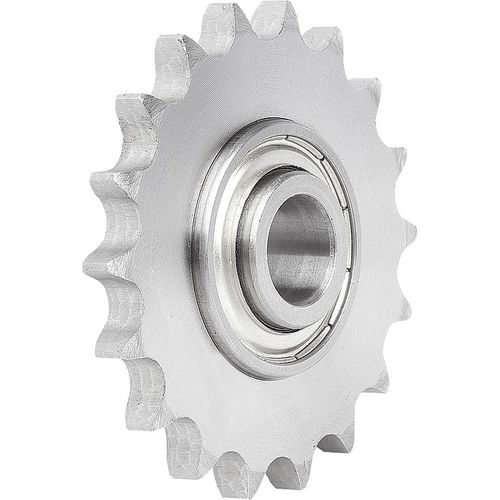 chain sprocket wheel / chain tightener / steel