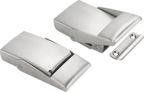 horizontal toggle clamp / stainless steel