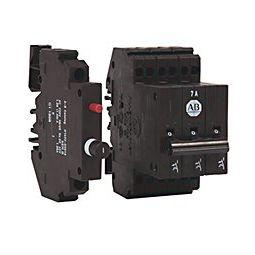 thermal-magnetic circuit breaker / single-pole / overcurrent / high-density