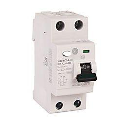 residual current residual current circuit breaker / 2-pole / 4-pole / modular
