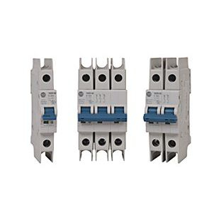 thermal-magnetic circuit breaker / single-pole / AC / 2-pole