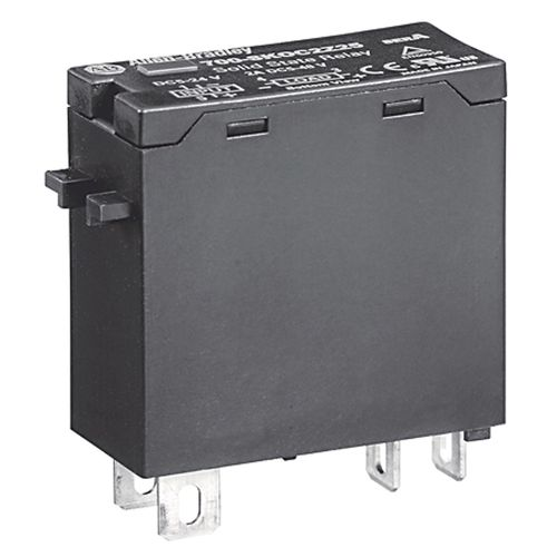 slim solid state relay / DC / AC / interface