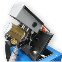 automatic feeding system / for hot-melt melter / for hot-melt glue