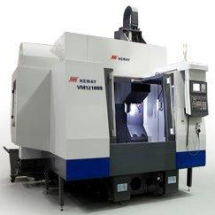 3-axis machining center / vertical / milling