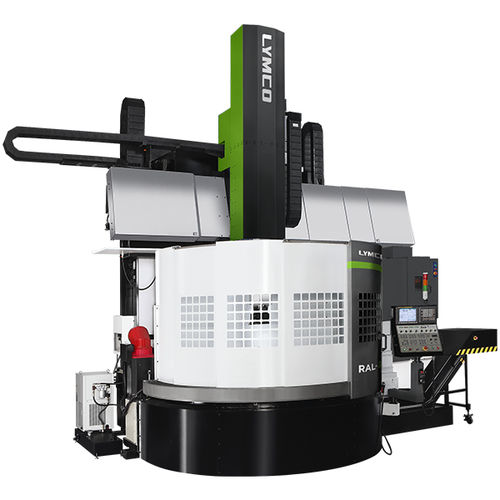 CNC turning center / vertical / 3-axis / milling machine RAL-16 LYMCO, BY LYWENTECH CO., LTD.