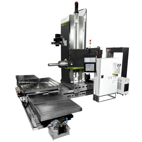 CNC boring and milling center / horizontal / for large workpieces / rotating table CBA-TR LYMCO, BY LYWENTECH CO., LTD.