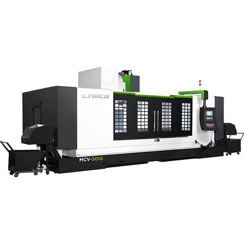 3-axis machining center / vertical MCV-Boxway LYMCO, BY LYWENTECH CO., LTD.