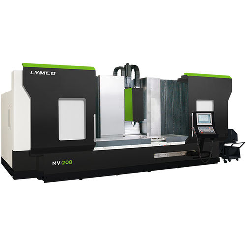 3-axis machining center / vertical / traveling-column MV/MH LYMCO, BY LYWENTECH CO., LTD.