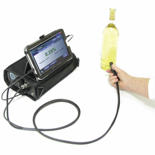 Oxygen analyzer / portable OxySense Portable Oxygen Analyzer Systech Illinois