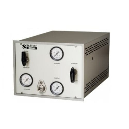 Oxygen analyzer / gas / trace / benchtop CA56 Systech Illinois