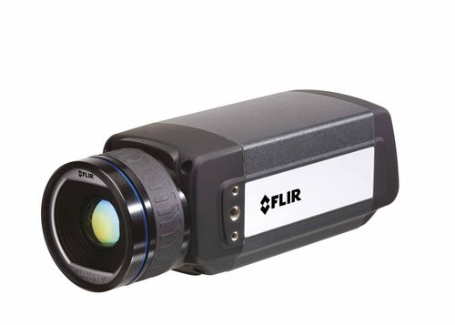 thermal camera / infrared / CCD / GigE Vision