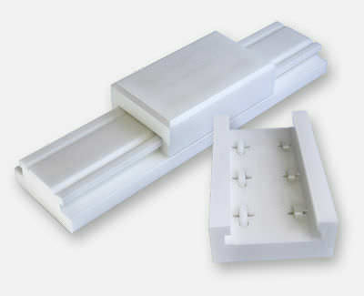 Plastic linear guide SCHMEING GmbH & Co. KG
