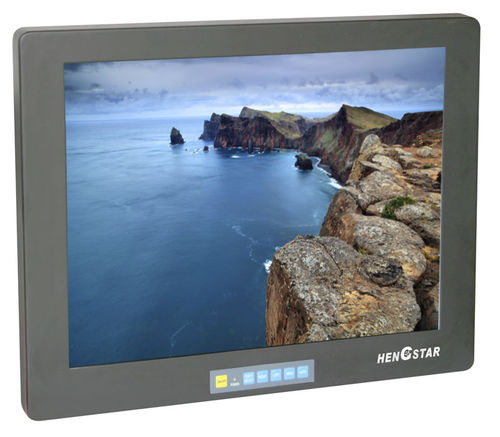 LCD/TFT monitor / resistive touch screen / LED backlight / 17