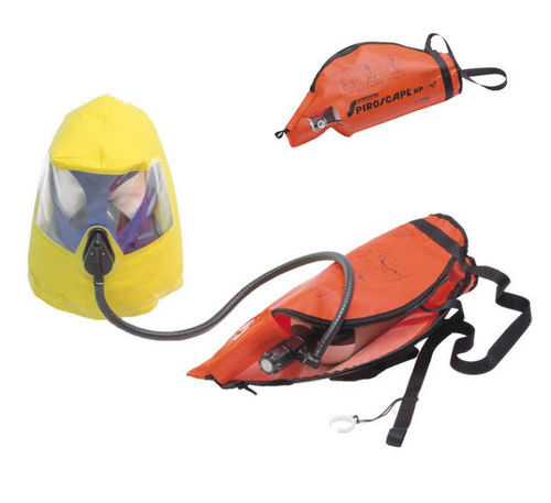 Portable breathing apparatus SPIROSCAPE Interspiro