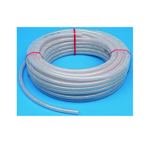 reinforced hose / for water / air and gas / heavy-duty