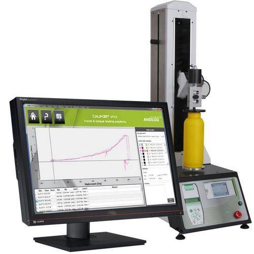 Measurement software / test / for piloting / for measuring machines CALIFORT ANDILOG Technologies