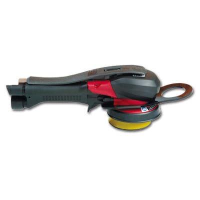 Handheld sander-polisher / pneumatic / brush SPXRD30H Desoutter Industrial Tools