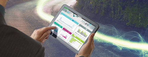 Business intelligence software / real-time / all-in-one Netvibes DASSAULT SYSTEMES