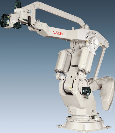 articulated robot / 6-axis / floor-mounted / for heavy loads