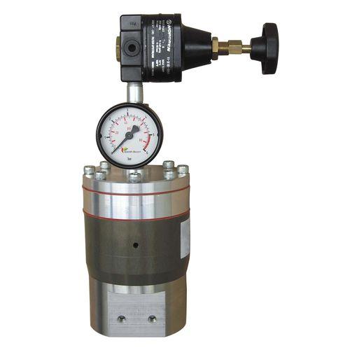 liquid flow regulator / precision / stainless steel