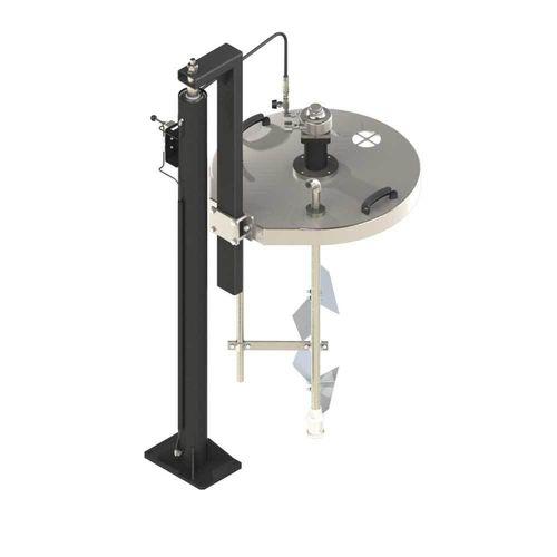 turbine agitator / paddle / paint / compact