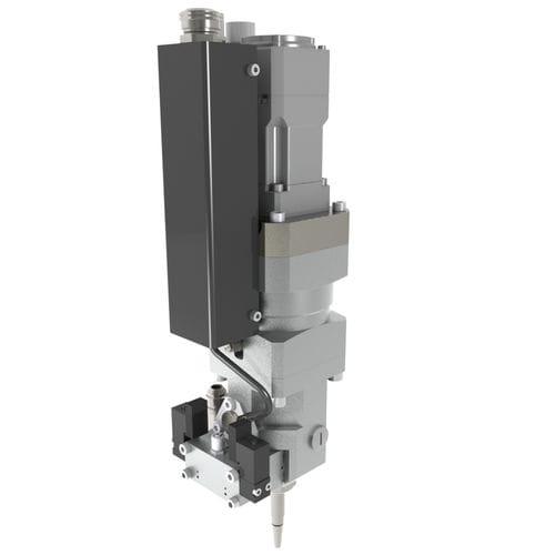 adhesives dispenser / mastic / volumetric / high-precision