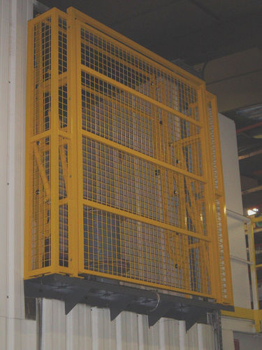 Security dam-barrier / mesh Type G TRIAX