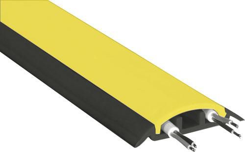 Cabling trunking / plastic / underfloor / fire-resistant 60 17 2 series WATTELEZ