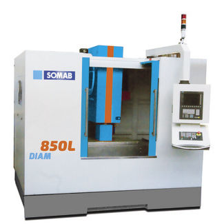 3-axis CNC milling machine / 5-axis / 4-axis / vertical