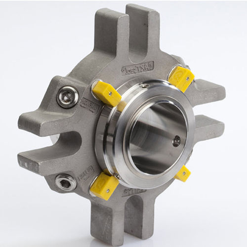 cartridge mechanical seal / for centrifugal pumps / for agitators / for mixers