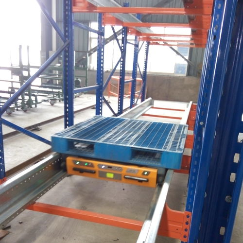 Rack Radio shuttle Rack System Jiangsu Union Logistics System Engineering Co.,Ltd