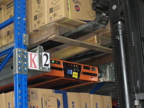 Shuttle rack system / automated Jiangsu Union Logistics System Engineering Co.,Ltd