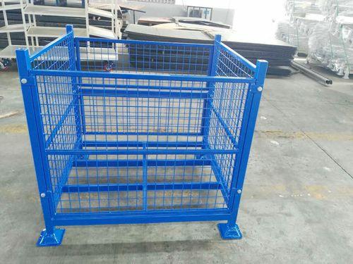 plastic pallet box / wire mesh / storage